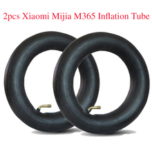 2pcs Xiaomi Mijia M365 Inflation Tube Tire Solid Tyre Non-Pneumatic Electric Scooter Tire Vacuum Wheel 8 1/2×2 Outer Inner Tube