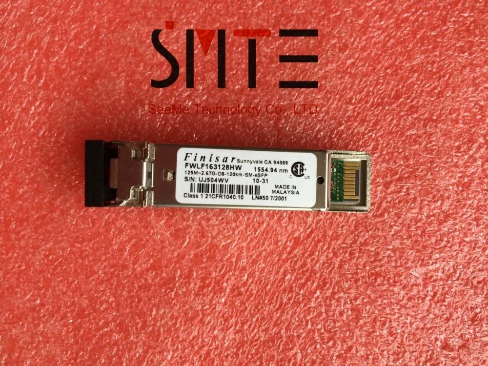 Finisar FWLF163128HW  1554.94NM 125M-2.67G-D7-120KM-SM-ESFPFinisar FWLF163128HW  1554.94NM 125M-2.67G-D7-120KM-SM-ESFP