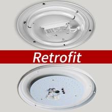 цена на LED Ceiling Lamp Source Light 7W 10W 18W 25W 36W 40W LED Light Board 220V 2835SMD Energy Saving Expectancy Replace LED Bulb Tube