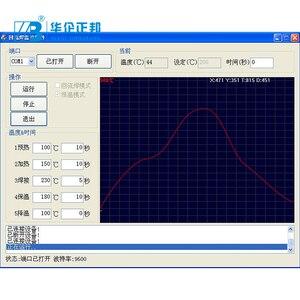 Image 5 - Di Alta Qualità a Infrarossi Reflow Oven Smt Macchina di Saldatura per Pcb Linea di Assemblaggio ZB2520HL Pcb Reflow Forno
