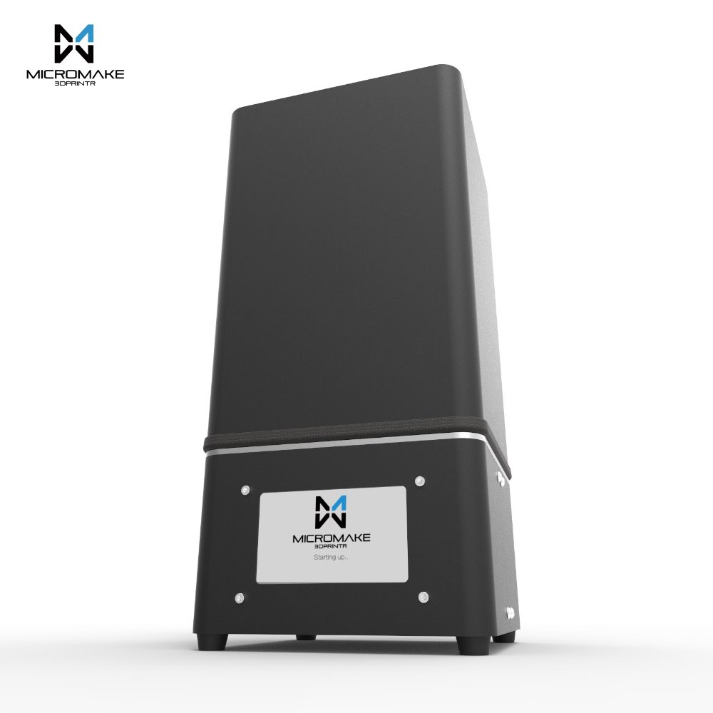 Восток 3D новое обновление L2 2 К Разрешение УФ смолы 3D принтеры SLA/DLP 3D принтеры для лечения с Сенсорный экран высокой точность