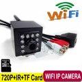 Onvif 2.0 720 P Ip-камера Wireless Wifi Камеры ВИДЕОНАБЛЮДЕНИЯ HD Крытый ИК Ночного Видения Поддержка SD Карты Micro TF Карта Видеонаблюдения пришел