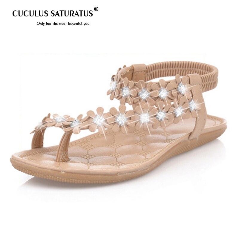 Women/'s Ladies Flats Slip On Flip Flop Summer Beach Sandals Holidays Shoes Size