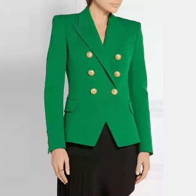 Popular Blazer Gold Women-Buy Cheap Blazer Gold Women lots from ...
