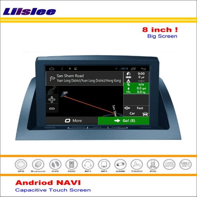 liislee car android gps navigation system for mercedes benz c class rh aliexpress com W204 C63 Mercedes W210