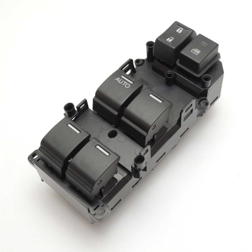 for honda accord 2008 2009 2010 2011 power master power window switch front left 35750tb0h01 in. Black Bedroom Furniture Sets. Home Design Ideas