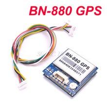 BN-880 Модуль управления полетом gps двойной модуль компас с кабелем для APM 2,5 2,6 2,8 APM2.6 PX4 Pixhawk 2.4.7 PIX 2.4.8