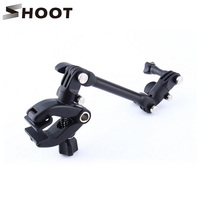 SHOOT Adjustable Instrument Guitar Music Jam Mount Rotating Stage Clamp For GoPro Hero 5 3 4