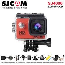 Original SJCAM SJ4000 Basic mini Action Camera Waterproof pro 1080P Full HD helmet cam Novatek 96650