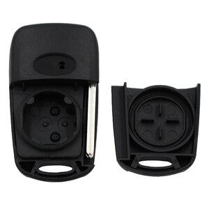 3 кнопки замена пустой откидная оболочка ключа дистанционного управления чехол Брелок для Hyundai I30/IX35 I20 IX20