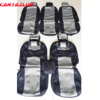 CARTAILOR car seat cover custom fitting for FORD S MAX cover car seats protection full coverage sandwich automobiles seat covers