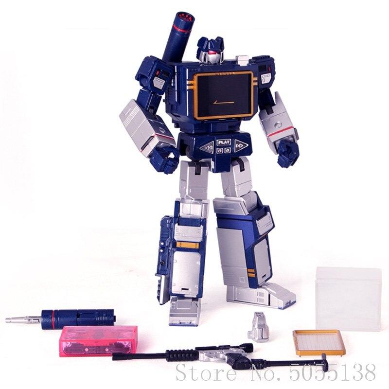 THF-01J Transformer alloy version MP13 sound wave Tape recorder /& 6 tape tape