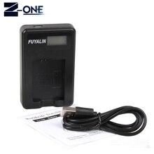 Cargador de batería USB LCD EN EL14 para Nikon EN EL14a, D5600, D3400, D3300, D3200, D3100, D5100, D5500, D5200, D5300, P7100, P7000, P7800, MH 24