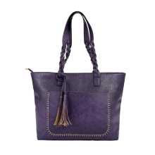 KMFFLY Women Messenger Bags Large Capacity Women Bags Shoulder Tote Bags bolsos With Tassel Famous Designers Leather Handbags