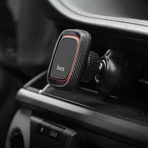 Image 3 - 高速オンチップ · オシレータ CA23 ユニバーサル磁気 360 度回転 Pu レザーカーマウント電話ホルダースタンド iphone ×