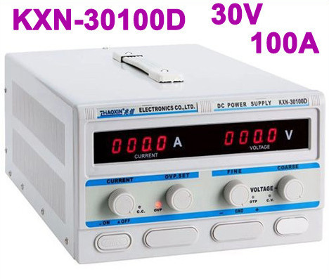 2014 New KXN-30100D High-Power Switch DC Adjustable Power Supply 30V 100A cps 6011 60v 11a digital adjustable dc power supply laboratory power supply cps6011