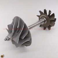 HX40W Turbine Wheel 64x76mm 10blades Compressor Wheel 60x86mm 7 7 Turbo Parts Rebuild Kits Supplier AAA