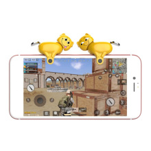 1 Pair Mobile Game Trigger Button Spring