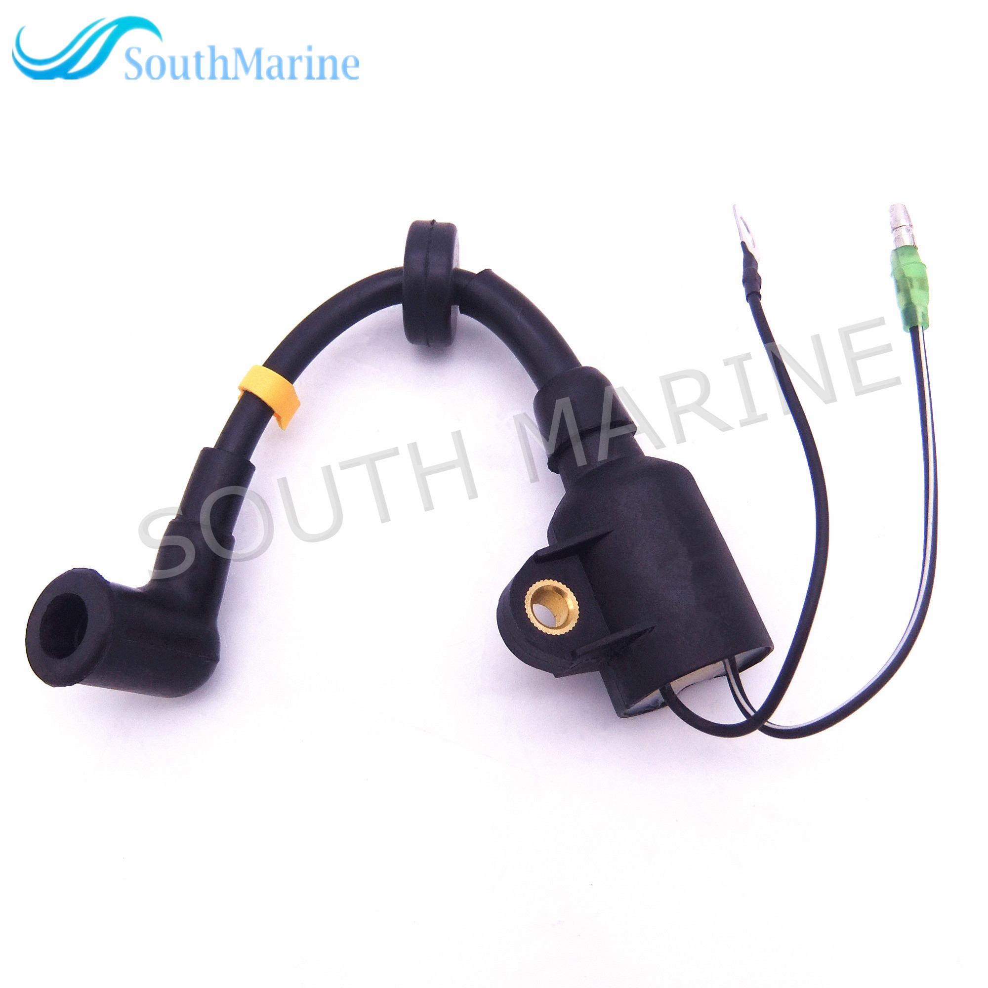 Outboard Engine High Pressure Assy T20-06030003 Ignition Coil B For Parsun HDX 2-Stroke T20 T25 T30A Boat Motor