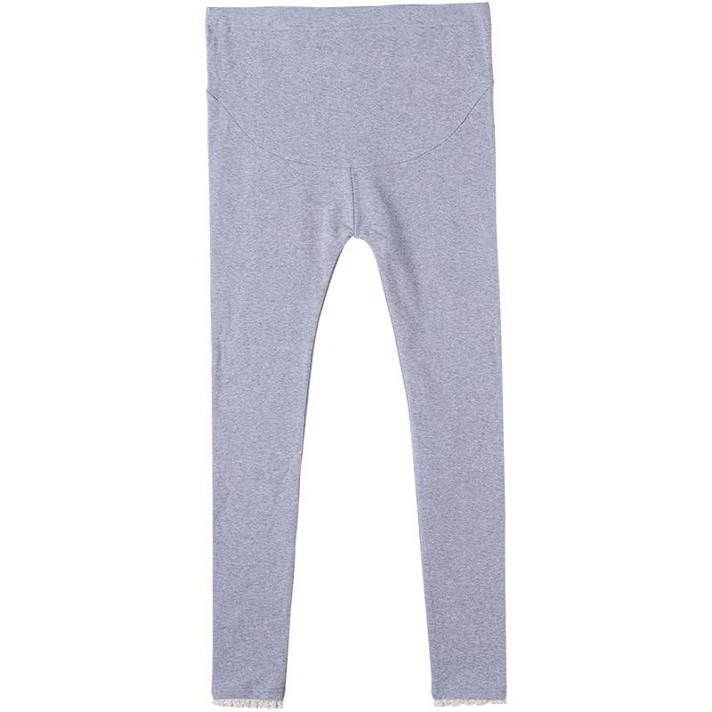2017 autumn cotton women pregnant leggings adjustable high elasticity maternity leggings pregnant pants for maternity pants
