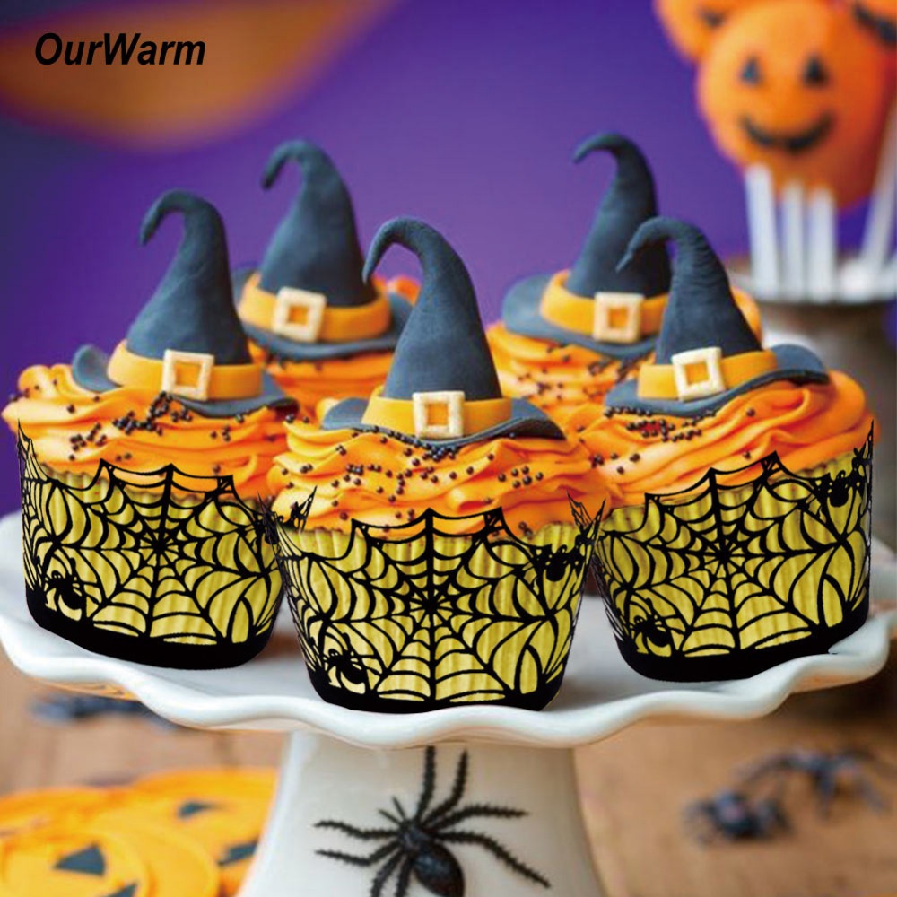 halloween decorations cupcakes - Decorating Cupcakes For Halloween