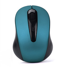 2.4GHz Wireless Mouse USB Optical Scroll Mice for Tablet Laptop Computer Finest For Warcraft LOL Wholesale price Aug17