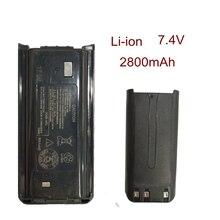 Ni-mh 1500 mAh 7,2 V KNB-29/29N или LI-ON 2800 mAh 7,4 V KNB-45L KNB-30 KNB-30A Батарея для портативной рации TK-2202 TK2200 TK3200 радио