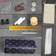 MUXIANG Smoking Pipe Tools Set