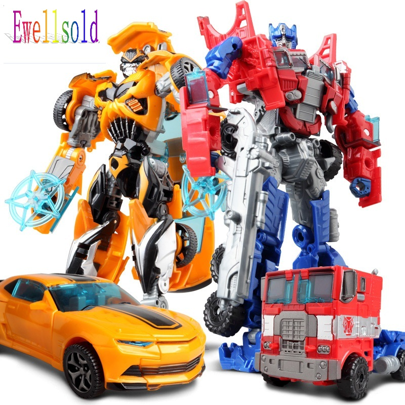 Ewellsold Cool <font><b>Transformation</b></font> Tank Military <font><b>Toys</b></font> Action Figures Armored Car Robot Plastic Movie <font><b>4</b></font> Anime Classic <font><b>Toys</b></font> Boy Gifts image