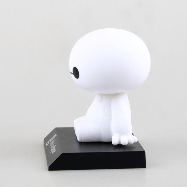 10CM Big Hero 6 Baymax Bobble Head Dolls Car