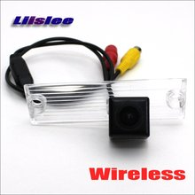 Liislee For Jeep Liberty 2002~2007 Wireless Car Back Up Rear Camera / Reverse Parking Camera  / HD CCD Night Vision