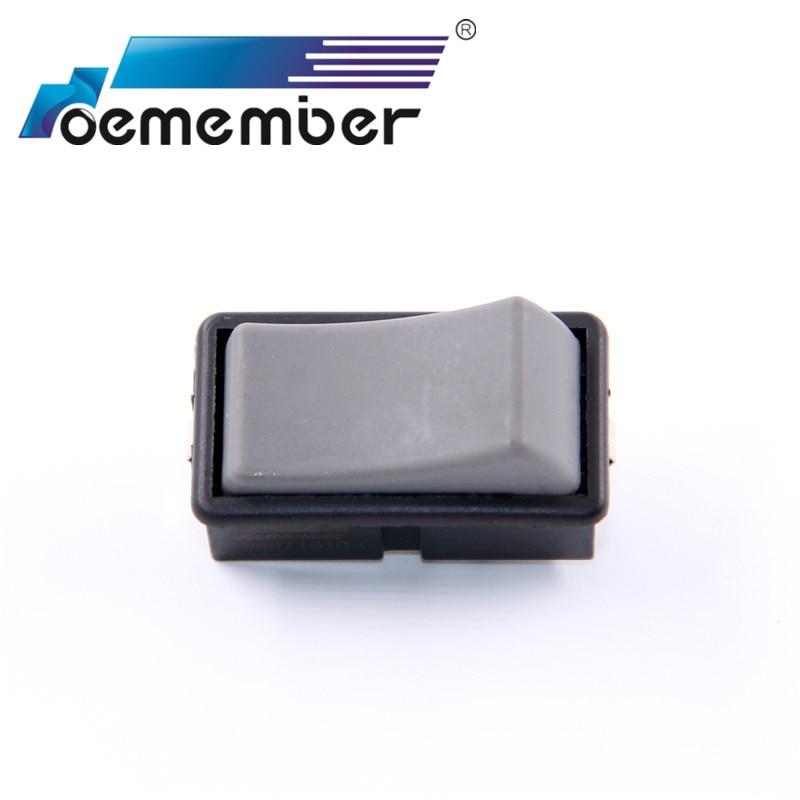 Commutateur de bouton de changement de vitesse de camion pour SCANIA commutateur d'épissure de boîte de vitesses de camion 1317885 1377386