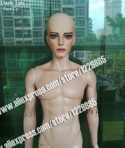 Image 2 - BJD מכירה לוהטת אמנות בובות 1/3 bjd בובת נאה זכר בובת משלוח חדש עיני גוף 70cm גובה
