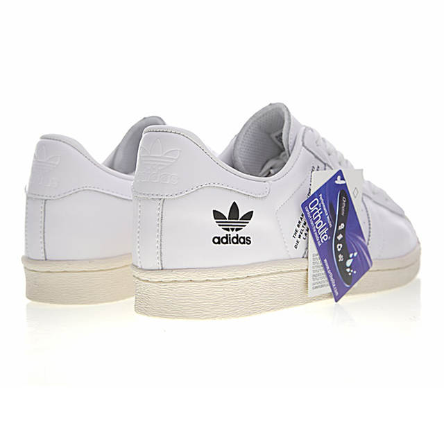 363aa1256bc29 US $100.3 30% OFF|Adidas Superstar 80S Men Skateboarding Shoes , Outdoor  Sneakers Shoes,White, Lightweight Wearable Breathable CQ3000 EUR Size-in ...