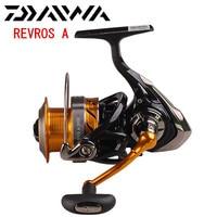 DAIWA Spinning Fishing Reel REVROS A2000 2500 3000H 3500 4000 4 1BB 2 8kg Carretes Pesca