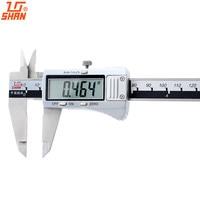 SHAN Digital Calipers 0 150/200mm Stainless Steel Big LCD Inch/mm Vernier Caliper Electronic Micrometer Gauge Measure Tools