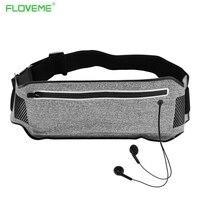 FLOVEME 6 0 Universal T Shape Waist Pocket Running Phone Bag Cover Case For IPhone 6
