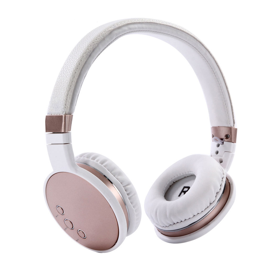 Headset Bluetooth 4.1 Headphone Wireless Bass Stereo Headset earphone with HD Mic support TF Card FM Radio for iPhone Meizu PC