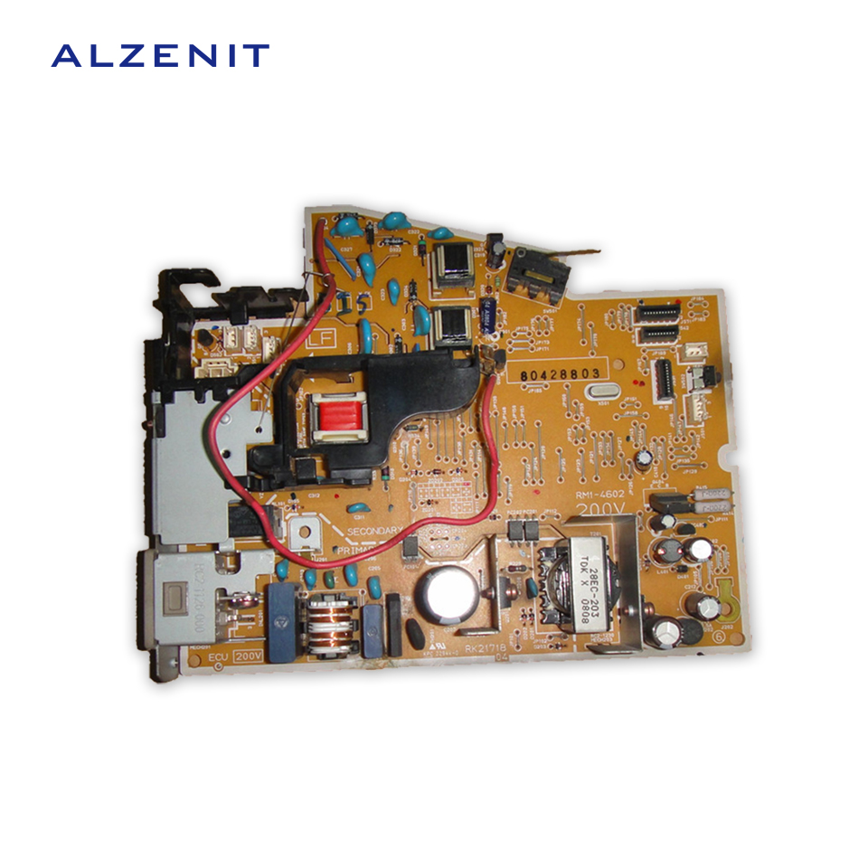 For HP 1006 1007 1008  P1006 P1007 P1008 Original Used Power Supply Board Printer Parts 220V On Sale laserjet printer paper feeder tray for hp p1005 p1006 p1007 p1008 1005 1006 1007 1008 input tray