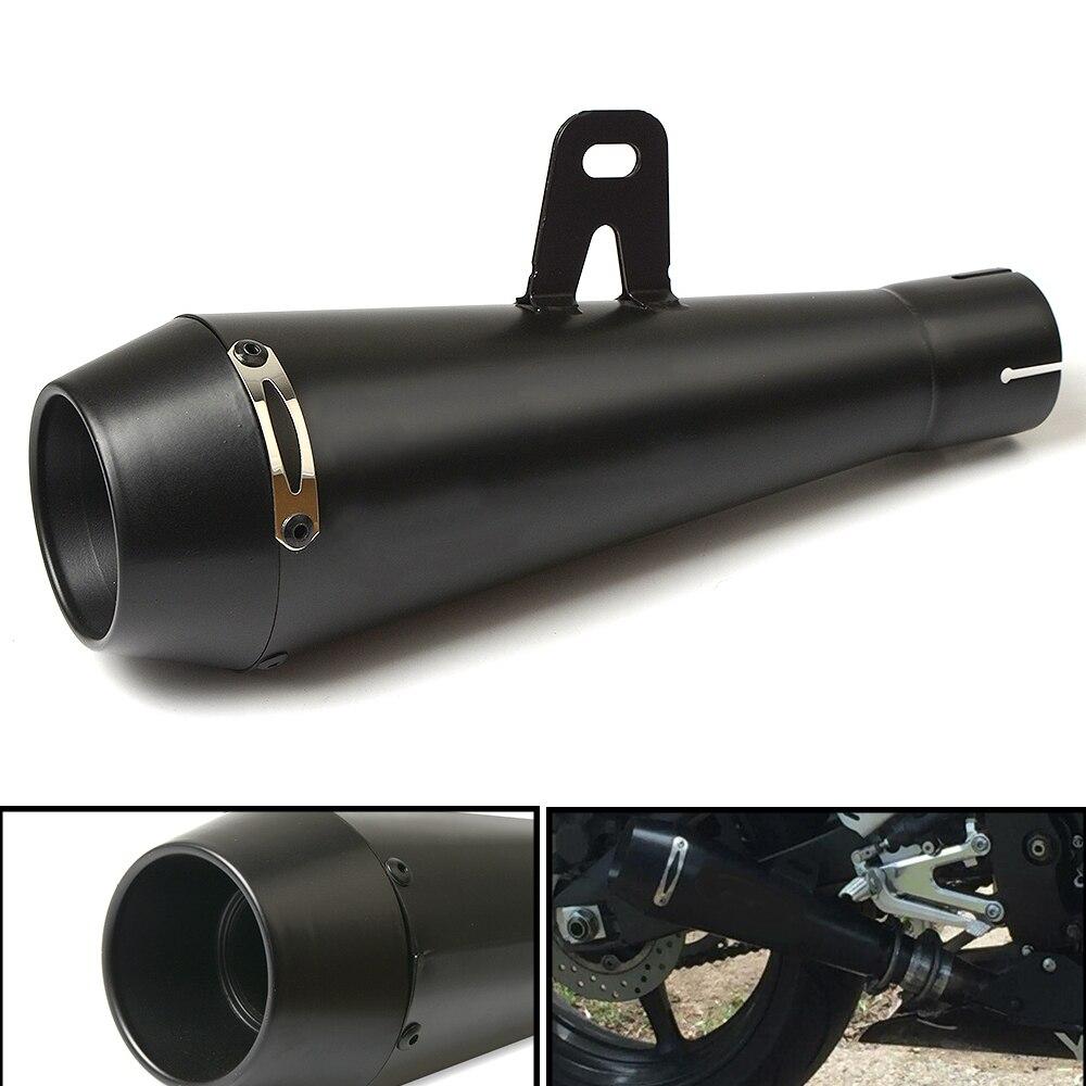 36-51MM Motorcycle Exhaust Pipe For M4 Escape GP Moto Pot Muffler Slip on For Suzuki GSXR GSX-R 600 750 1000 K1 K2 K3 K4 K5 17 5 7 5cm gsxr gsx r motorcycle reflective sticker and decals a pair for suzuki gsxr 600 750 1000 k1 k2 k3 k4 k5 k6 k7 k8 h1