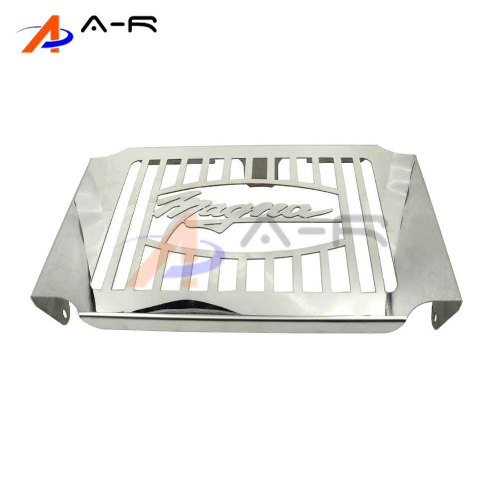 Motorcycle Radiator Cover Water Tank Cooler Grille Guard Fairing Protector for Honda Magna VF750 1994-2003 motorcycle radiator cover water tank cooler grille guard fairing protector for honda vtx1800 2002 2008 2007 2006 2005 2004 2003