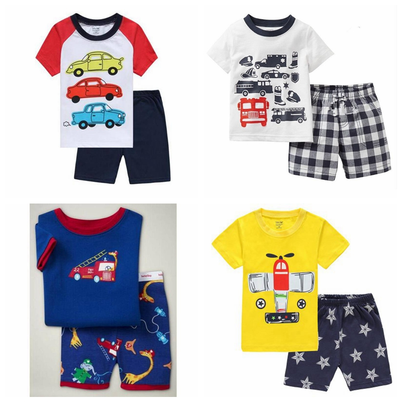 Back To Search Resultsmother & Kids Telescope Kids Fire Engine Print Pjamas Boys Pajamas Sets Childrens Pyjama Boys Sleepwear Suit Home Wear Costumes Nightgown Supplement The Vital Energy And Nourish Yin