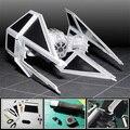 Modelo de papel 3D Star Wars lucha lazo Interceptor avión bricolaje juguetes hechos a mano