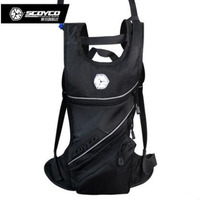 SCOYCO 2L Motorcycle Riding Hydration Carrier Water Bag Drinking Water Backpack Motocross Moto Riding Backpacks
