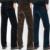 2017 Nueva Llegada de los hombres pantalones de Ocio Más El tamaño de Otoño de mediana edad pantalones de pana pantalones de los hombres Rectos casuales