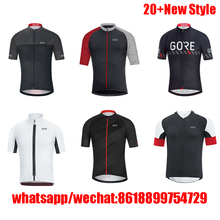 2019 Gore Pro Summer Short Sleeve Cycling Jersey Tops Ropa De Ciclismo Hombre Road Racing Bike Clothing MTB Bicycle Clothes Sets rcc raphp summer short sleeve cycling jersey tops ropa de ciclismo hombre road bike clothing mtb bicycle clothes cycle wear
