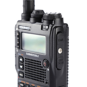 Image 3 - General Walkie Talkie Yaesu VX 8DR Three Band Waterproof Handheld FM Ham Two Way Radio Transceiver