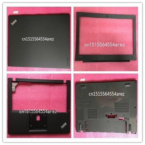 חדש מחשב נייד Lenovo ThinkPad X260 LCD אחורי/LCD לוח/Palmrest/בסיס כיסוי מקרה 01AW437 SCB0K41882 SB30K74309 AP0ZK000200 SCB0K41880