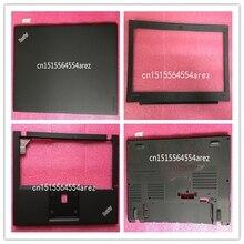 Новый ноутбук Lenovo ThinkPad X260 LCD задняя/ЖК панель/Упор для рук/Базовая Крышка корпуса 01AW437 SCB0K41882 SB30K74309 AP0ZK000200 SCB0K41880