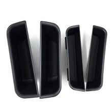 Автомобиль организатора Интимные аксессуары для Mercedes Benz ML GL GLE класса x166 W166 дверь ящик для хранения ручки контейнер держатель лоток автомобилей стиль